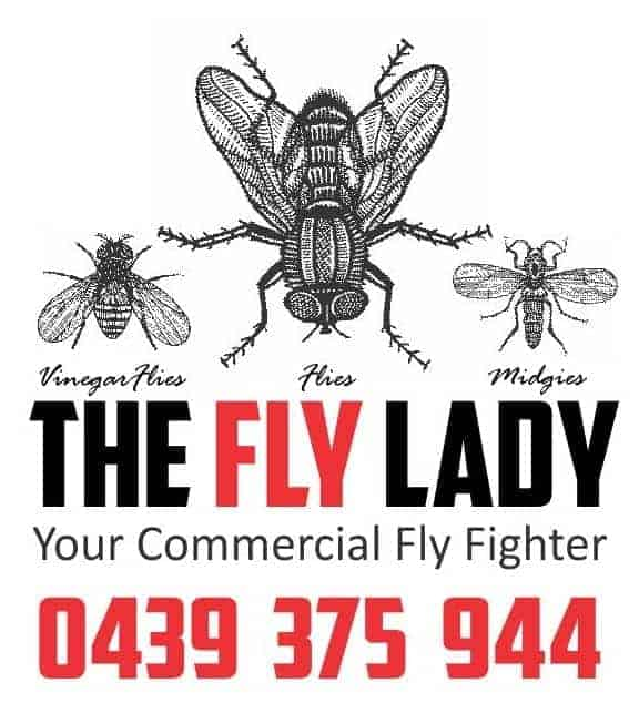 The Fly Lady logo Fly Control
